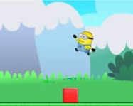 Minion jump adventure online minyon minion játék